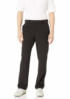 Cutter & Buck Men's Cb Drytec Bainbridge Flat Front Pant