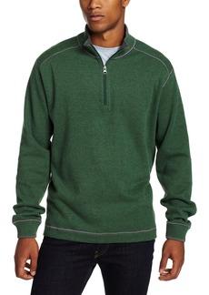 Cutter & Buck Men's CB Drytec Half Zip Overknit Sweatshirt
