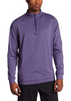 Cutter & Buck Men's CB Drytec Long Sleeve Topspin Half Zip
