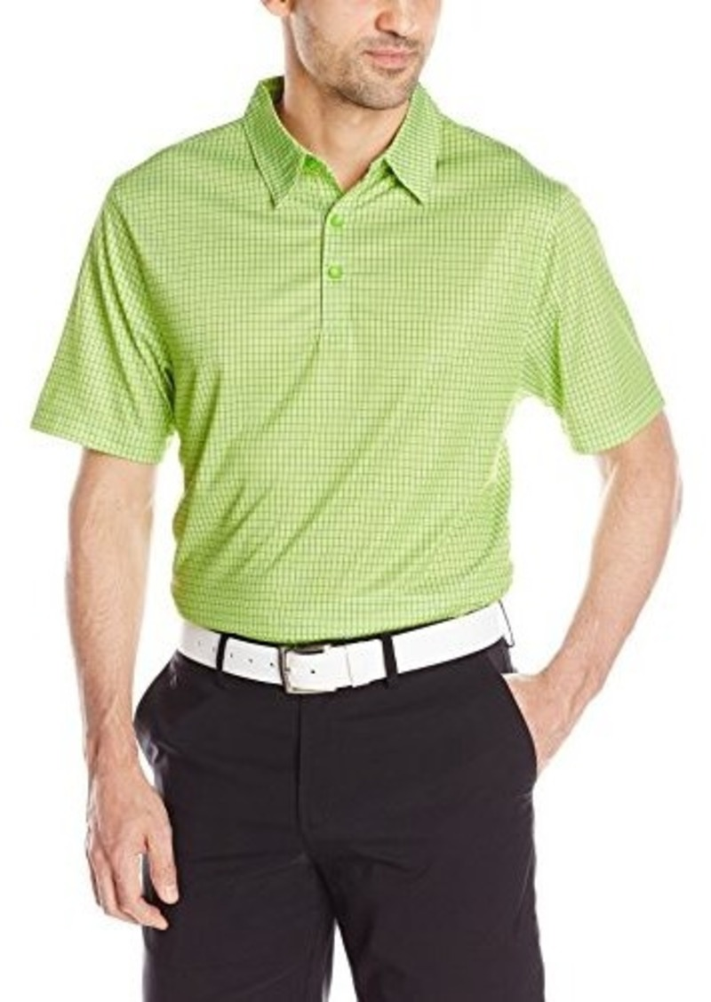 Sale cutter buck cutter buck men 39 s cb drytec tempo for Cutter buck polo shirt size chart