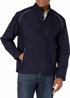 Cutter & Buck Men's Cb Weathertec Beacon Full Zip Jacket  XXX-large
