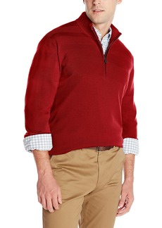 Cutter & Buck Men's Douglas Quarter Zip Sweater  X-large