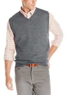 Cutter & Buck Men's Douglas V-Neck Sweater Vest  XX-large