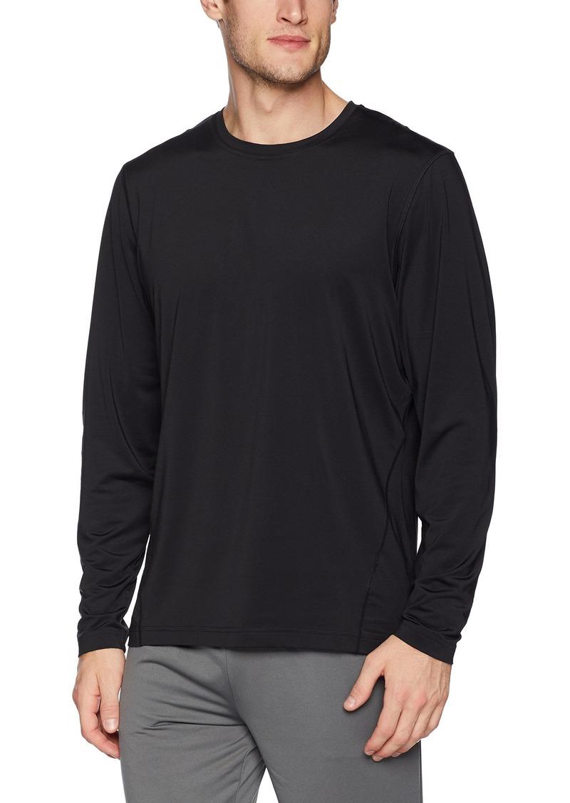 Cutter & Buck Men's Drytec 50+ UPF Moisture Wicking Enforce Base Layer Shirt
