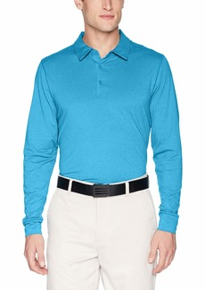 Cutter & Buck Men's Drytec UPF 50+ Jersey Matthew Long Sleeve Polo Shirt  XXLarge