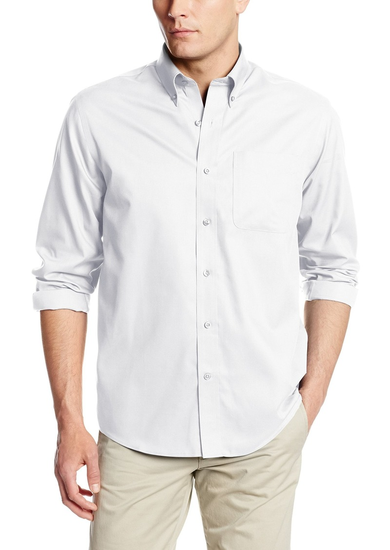 Cutter & Buck Men's Epic Easy Care Fine Twill Shirt