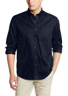Cutter & Buck Men's Epic Easy Care Fine Twill Shirt  XXX-large
