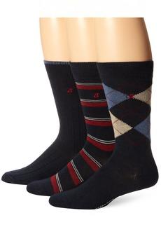 Cutter & Buck Men's Fashion Casual Crew Socks