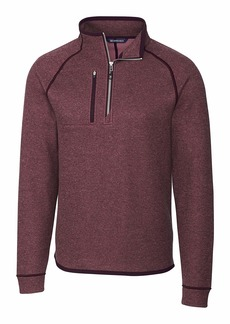 Cutter & Buck Men's Half Zip Jacket