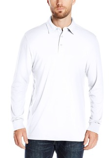 Cutter & Buck Men's Long Sleeve Belfair Pima Polo
