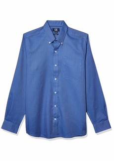 Cutter & Buck Men's Long Sleeve Epic Easy Care Nails Head Tailored Fit