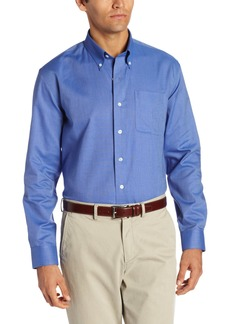 Cutter & Buck Men's Long Sleeve Epic Easy Care Nailshead Shirt  X-Large