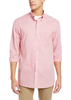 Cutter & Buck Men's Long Sleeve Epic Easy Care Tattersall Shirt