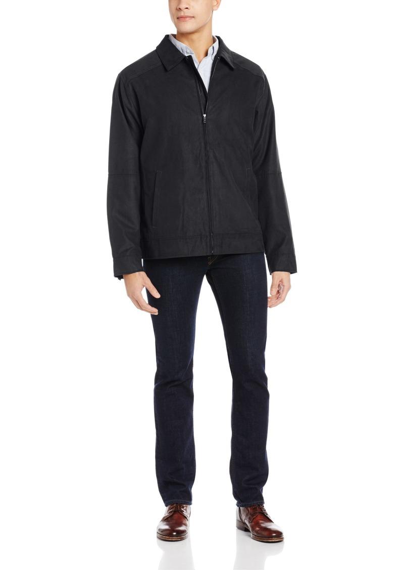 Cutter & Buck Men's Big-Tall Microsuede Roosevelt Jacket  4X-Large/Tall