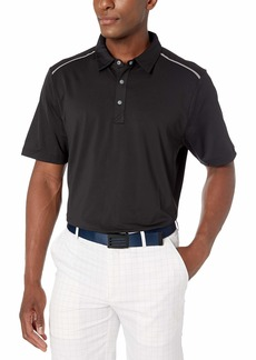 Cutter & Buck Men's Drytec Moisture Wicking UPF 50+ Active Fusion Polo Shirt