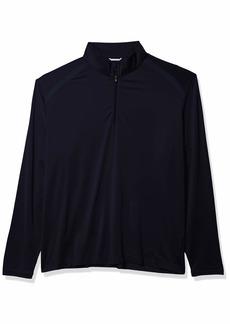 Cutter & Buck Men's Moisture Wicking 50+ UPF Williams Half Zip Pullover