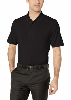 Cutter & Buck Men's Moisture Wicking UPF 50+ Drytec Forge Jersey Polo Shirt  XXX-Large