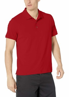 Cutter & Buck Men's Moisture Wicking UPF 50 Drytec Forge Tailored Fit Polo Shirt