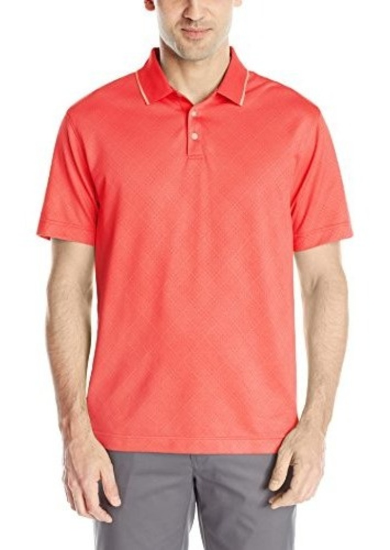 Cutter buck cutter buck men 39 s nano cb drytec luxe for Cutter buck polo shirt size chart