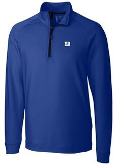 Cutter & Buck Men's New York Giants Jackson Half-Zip Pullover