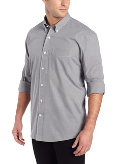 Cutter & Buck Men's Long Sleeve Epic Easy Care Gingham Shirt