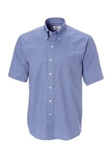 Cutter & Buck Men's Short Sleeve Nailshead Shirt
