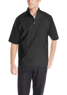 Cutter & Buck Men's Summit 1/2 Zip Short Sleeve