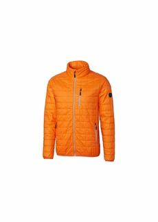 Cutter & Buck Men's Weather Resistant Primaloft Down Alternative Rainier Jacket  XXX-Large