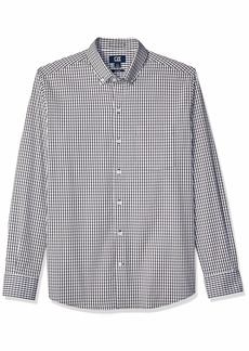 Cutter & Buck Men's Wrinkle Resistant Stretch Long Sleeve Button Down Shirt  XXXLarge