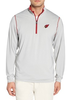 Cutter & Buck Meridian - Arizona Cardinals Regular Fit Half Zip Pullover