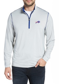 Cutter & Buck Meridian - Buffalo Bills Regular Fit Half Zip Pullover
