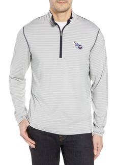 Cutter & Buck Meridian - Tennessee Titans Regular Fit Half Zip Pullover