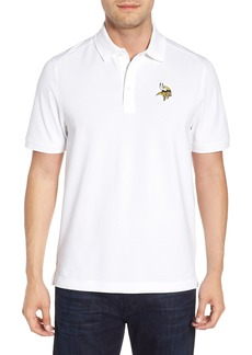 Cutter & Buck Minnesota Vikings - Advantage Regular Fit DryTec Polo
