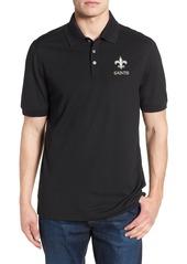 Cutter & Buck New Orleans Saints - Advantage Regular Fit DryTec Polo