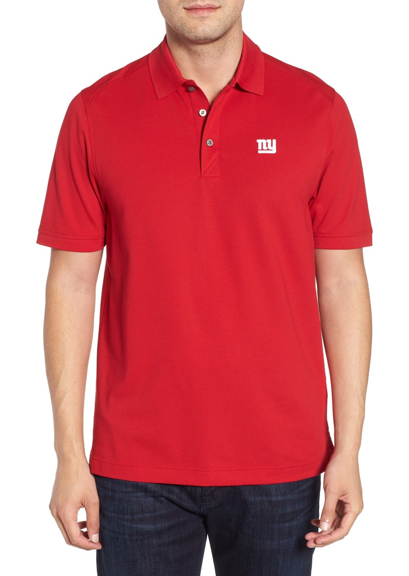 Cutter & Buck New York Giants - Advantage Regular Fit DryTec Polo