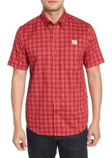 Cutter & Buck New York Giants - Fremont Regular Fit Check Sport Shirt