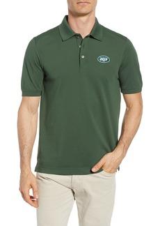 Cutter & Buck New York Jets - Advantage Regular Fit DryTec Polo