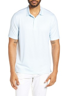 Cutter & Buck Pike Classic Fit Double Dot Print Polo