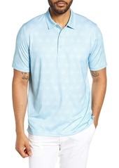 Cutter & Buck Pike Classic Fit Geo Grid Performance Polo