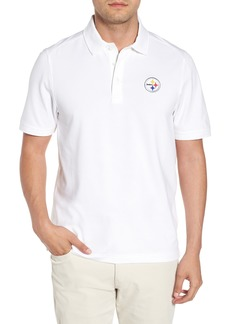Cutter & Buck Pittsburgh Steelers - Advantage Regular Fit DryTec Polo