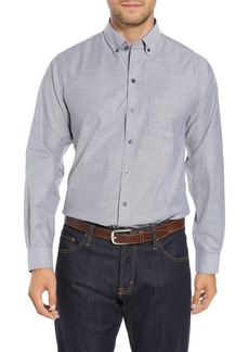Cutter & Buck Regular Fit Non-Iron Sport Shirt