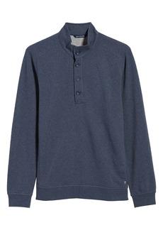 Cutter & Buck Saturday Mock Neck Sweatshirt