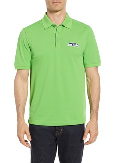 Cutter & Buck Seattle Seahawks - Advantage Regular Fit DryTec Polo