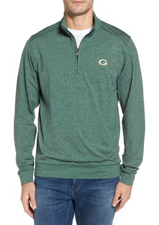 Cutter & Buck Shoreline - Green Bay Packers Half Zip Pullover