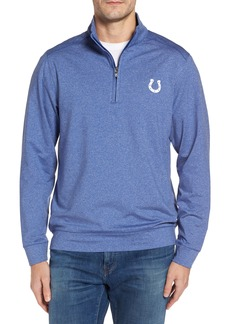 Cutter & Buck Shoreline - Indianapolis Colts Half Zip Pullover