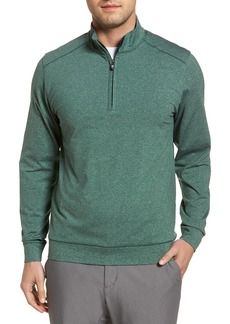 Cutter & Buck Shoreline Classic Fit Half Zip Pullover