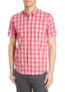 Cutter & Buck Strive Classic Fit Shadow Plaid Shirt