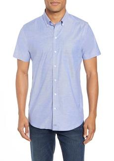 Cutter & Buck Tailor Regular Fit Oxford Sport Shirt