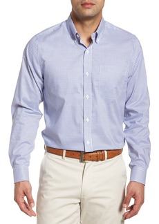 Cutter & Buck Tattersall Classic Fit Non-Iron Sport Shirt