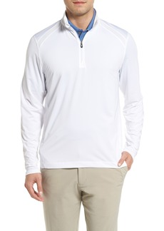 Cutter & Buck Williams Half Zip Pullover